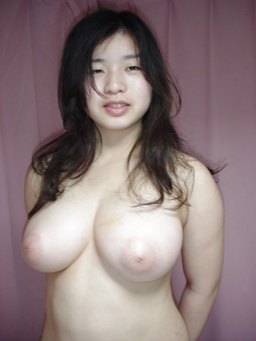 Big Boobs Japanese Teen