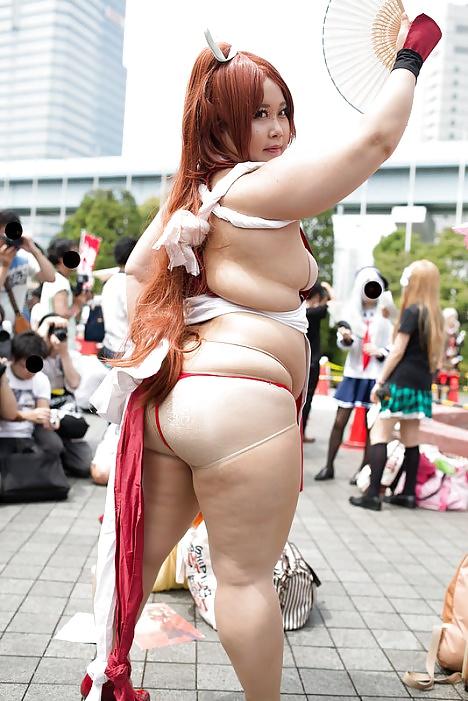 cosplay girls Chubby
