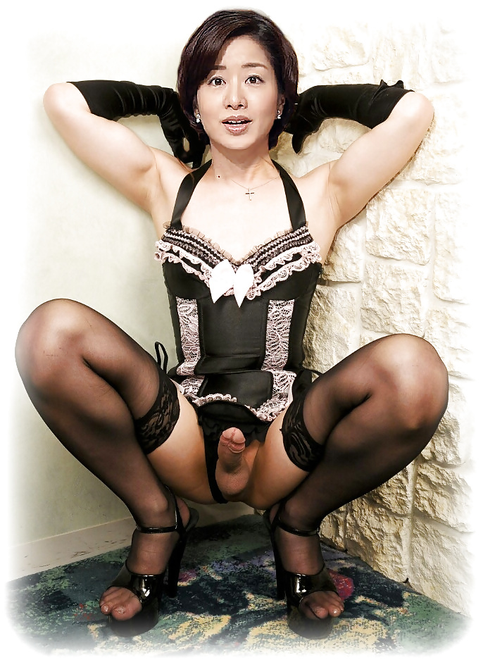 Amateur Asia Shemale Pictures 40